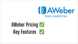 AWeber Pricing 2021 - [With Table List] Is it worth less than others.